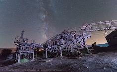 Maquinaria minera, Alquife