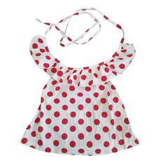 2017  New Baby Dress Casual Girls Dress Sleeveless Dot Printing Princess Dress Baby Girls Clothes Party Princess Dresses #Affiliate