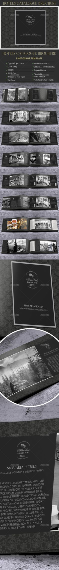 Creative Double Brochure Template