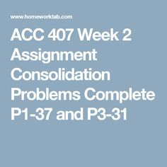 12 Best ACC 291 Principles of Accounting II Week 1 to 5, 04 Final