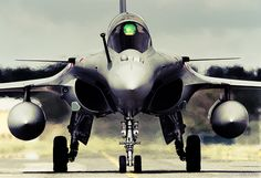 Armée de l'Air - French Air Force - Dassault Rafale by wabgs, via Flickr