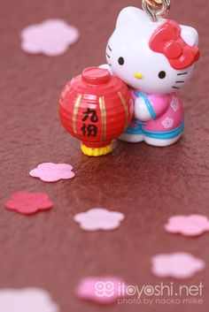 itoyoshi's Gotochi Kitty collection NO.1704 Taiwan Limited Taiwan Jiufen Hello Kitty special photo by naoko miike