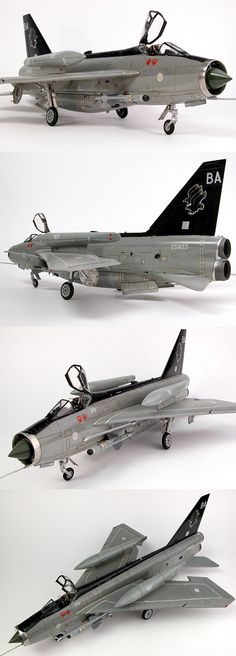 English Electric F-6 Lightning | Unknown scale