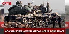 """ÖSO'nun Kürt komutanından Afrin mesajları: Halk, örgütten kurtulacağı günü iple çekiyor: TSK'nın Zeytin Dalı Harekatı'na destek veren ÖSO'nun Kürt komutanı Şabo, """"Afrinli Kürtler, Kürt unsurlarının ÖSO ile gelmesini sabırsızlıkla bekliyor. Afrin'de halk örgütten kurtulacağı günü iple çekiyor. Afrinliler örgütün ilçedeki ihlallerinden ve zorla silah altına alma uygulamarından bıkmış durumda. Örgüt insanların özgürlüğünü çaldı. Rejim ve DEAŞ ile savaştık, şimdi de PKK zulmüne karşı mücadele…"""