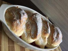 Salzburger nockerl, az osztrákok egyik kedvenc desszertje, könnyű és habos finomság! - Egyszerű Gyors Receptek Bread, Food, Meal, Essen, Breads, Buns, Sandwich Loaf