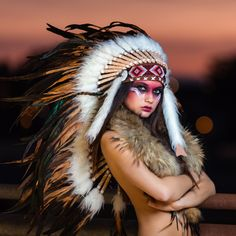 headdress by Olybrius  - Photo 124698611 - 500px