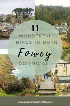 11 Things to Do in Fowey, Cornwall - Gallop Around The Globe Cornwall Beaches, Cornwall Coast, Devon And Cornwall, Cornwall England, Yorkshire England, Yorkshire Dales, Cambridge England, North Cornwall, West Cornwall