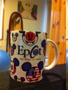 Multinational Mickey mug...