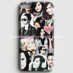 Demi Lovato Collage iPhone 6 Plus/6S Plus Case | casefantasy