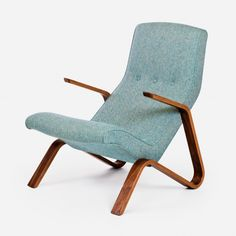 Grasshopper Chair - Upholstery - Seating - Modernica