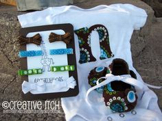 Creative Itch: Baby Shower Gift