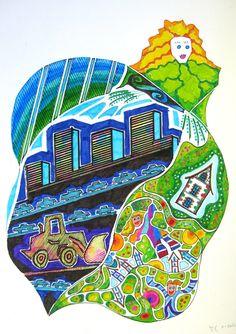 Die Blumenwiesenfee Illustration 26 Wunder Vera Bradley Backpack, Backpacks, Illustration, Bags, Handbags, Backpack, Illustrations, Backpacker, Bag