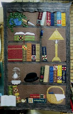 Thimbles and Threads original quilt designed for the Wasatch Front Shop Hop last year