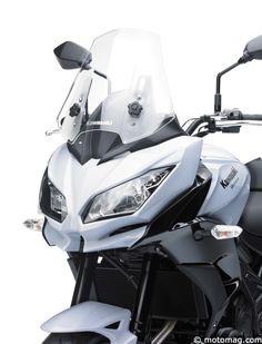 Nouveauté moto 2015 : Kawasaki Versys 650, la même en mieux (...) - Moto Magazine - leader de l'actualité de la moto et du motard
