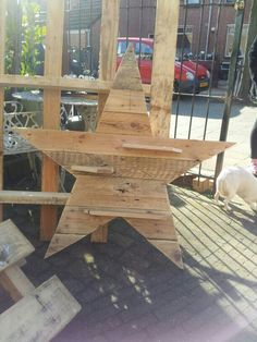 ... wood - barn wood - pallets on Pinterest   Tuin, Wands and Vans