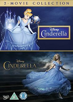 From 7.41 Cinderella Double Pack [dvd]