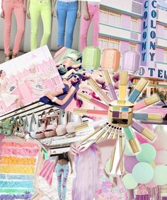 Pastel trend going forward to fall #Bazaart