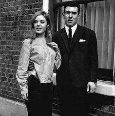 Reggie and Frances.
