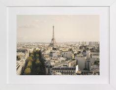 Paris View by Bella Design Company at minted.com