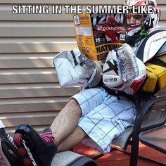 Waiting On The Season To Change