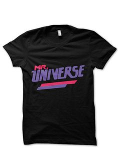 Mr. Universe Steven Universe T Shirt by Frayel | The Geek Studio