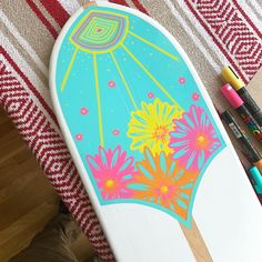 Posca Art, Gerber Daisies, Skateboard Art, That's Love, Cravings, Sketch, Tutorials, Couple, Gerbera