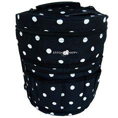 Stitch Happy Yarn Storage Knitting Bag with Inner Organiz... https://www.amazon.com/dp/B01HSJAHZS/ref=cm_sw_r_pi_dp_x_wMHgybAWVNGSG