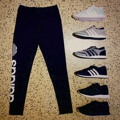Adidas training pants plus Los Angeles