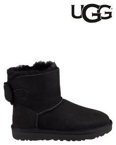 UGG   Naveah 1012808   Ankle boots   Black   MONFRANCE Webshop