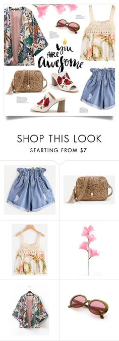 """Summer Feeling"" by mahafromkailash ❤ liked on Polyvore"