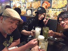 大阪の皆さん、本当に本当にありがとうございました! あの大合唱は登壇メンバー5人が「感動しまくった!」と、二次会のお好み焼き屋で興奮して話してますよ! 楽しんで頂けましたか?