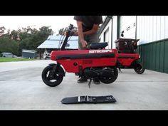 1982 Honda Motocompo - YouTube