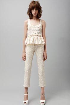 Jill Stuart Resort 2013 Fashion Show - Sojourner Morrell