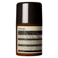 Moroccan Neroli Shave Serum by Aesop $35