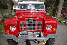 1970 Land Rover Series IIA | HiConsumption