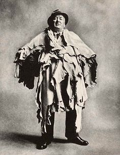 Irving Penn | Chamois Seller, London