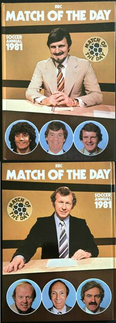 Match of the Day annual 1981