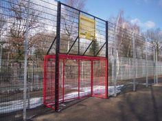 Voetbal/Basketbal Wand - PannaWorld