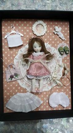 shadowbox doll