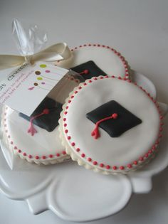 Share these graduations treats for your favorite grad.