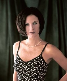 It's the start of a brand new week Friends! Here's Monica Geller before she became a Bing. She's sending out Type A vibes so you get plenty of stuff done!