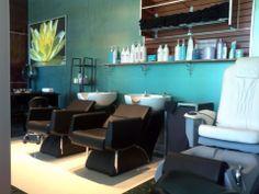 Sigma Salon Image Gallery | Chicago Beauty Salon | Salon Decor