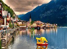 Salzburgo (Austria): La Región De Los Lagos | Viajes - Todo-Mail                                                                                                                                                                                 Mais