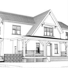 Заполнение каркасного дома строительным материалом Hempcrete Floor Plans, Floor Plan Drawing, House Floor Plans