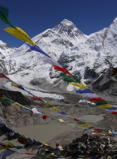 Mt Everest • 8848 m.