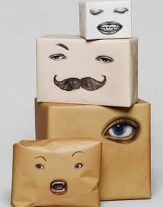 1000 images about brown paper packages tied up with