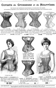 Au Bon Marché - Catalogue 1900
