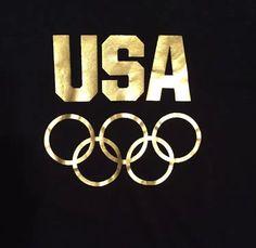 Nike Better World Running Shirt - USA Olympic Track& Field - Large
