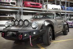 Porsche 911 Carrera 'Safari' Rally Car | HiConsumption