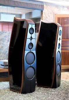 Lawrence Audio Dragon Speakers